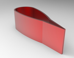 3D printable model Money Clip