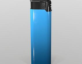 3D asset CigaretteLighter
