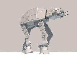 3d printable model at at