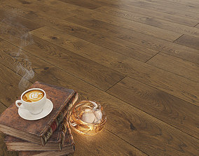 Parquet Kahrs Supreme 5 colors 3D