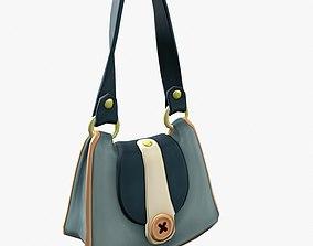 3D asset Handbag
