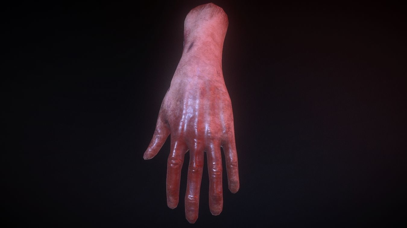VR Hands I 32 Variations I I PBR I I Optimized I