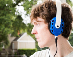 Duli Headphones 3D print model
