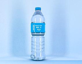 3D model bottle Water Bottle