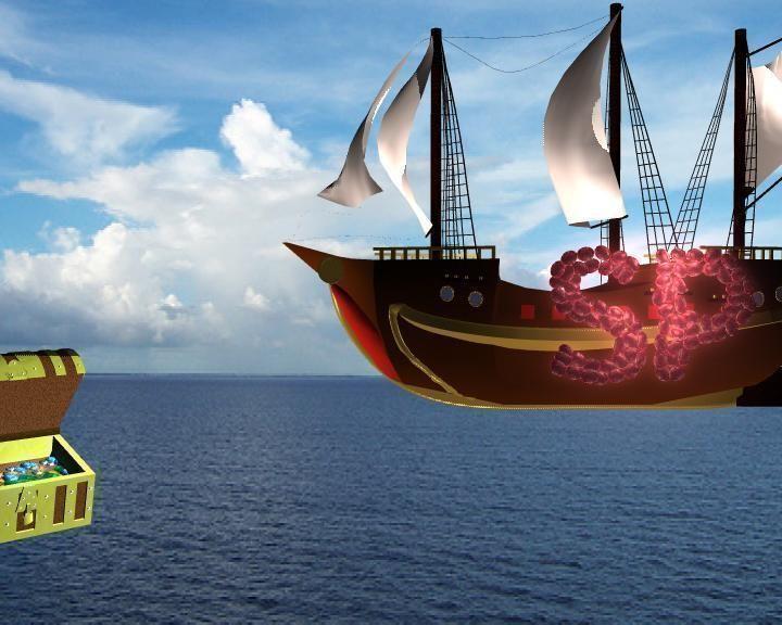 Basic Pirate Ship