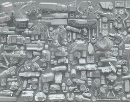 3D Kit bash-208 pieces - part-4