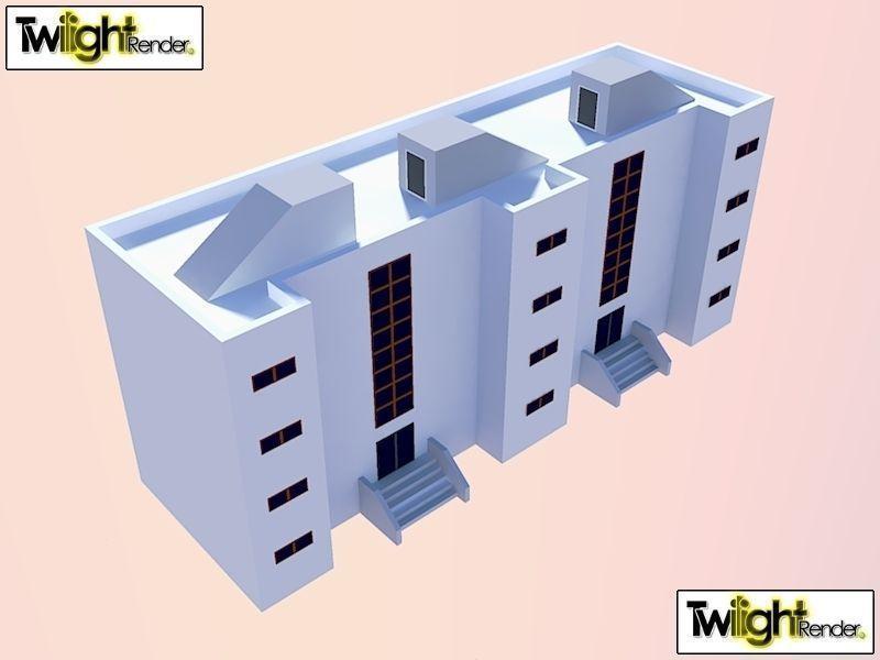 Apartment model Sketchup 3D asset   CGTrader