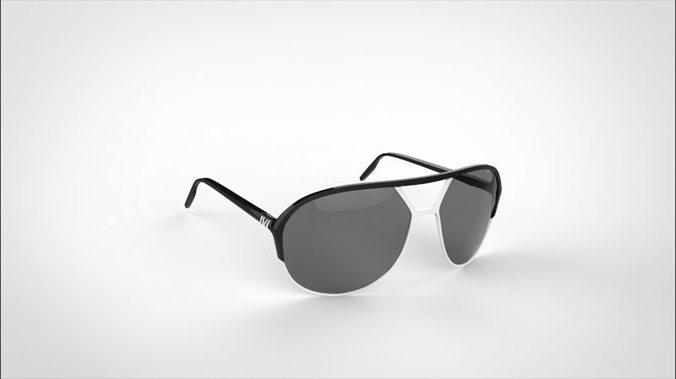 22f3c90f49 sunglasses 3d model max obj mtl 1 ...