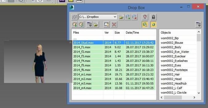 dropbox 3d model ms 1
