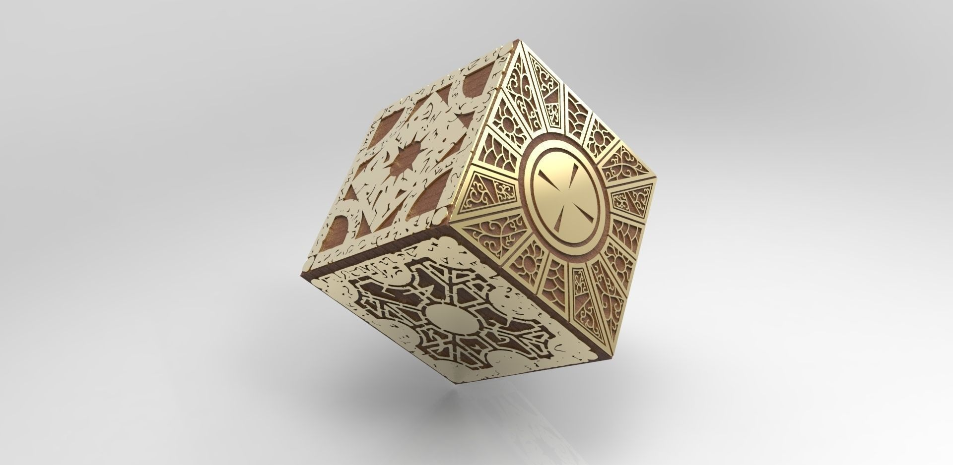 Lemarchand S Box From Hellraiser Lament Configuration Free