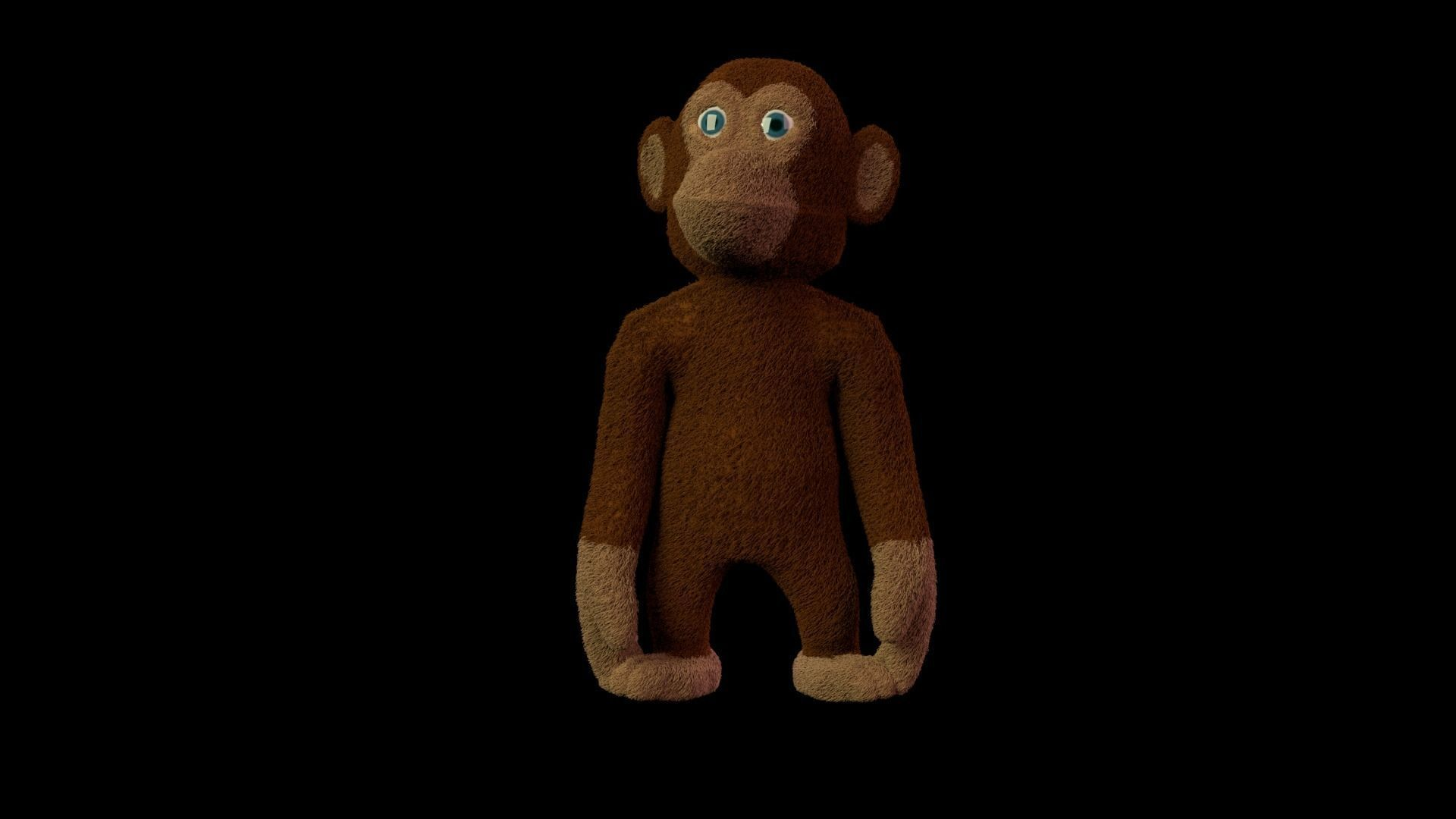 Little Monkey | 3D model
