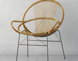 armchair 30 am135 3D