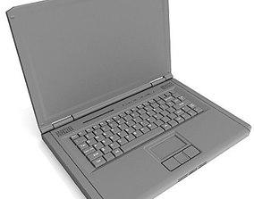 3D model Laptop notebook
