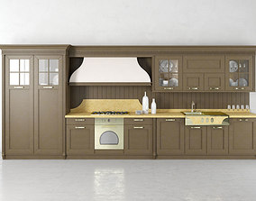 kitchen 25 am137 3D