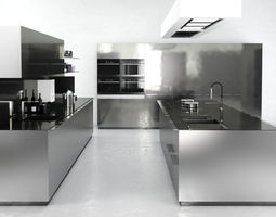 3d model kitchen 09 am137