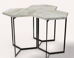 Table Modern - UE4 3D asset