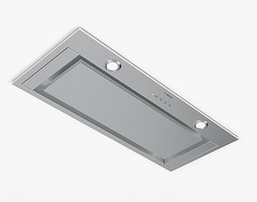 Canopy cooker hood DHL785CGB Serie 6 3D model
