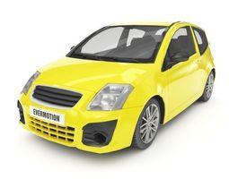 car 39 am132 3D Model