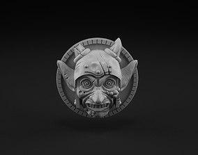 3D printable model Stun token