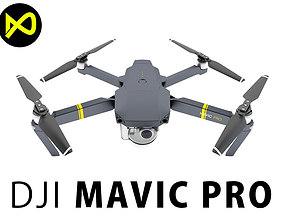 DJI Mavic PRO Mini Drone 3D model