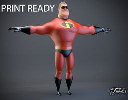 Mr Incredible Printable