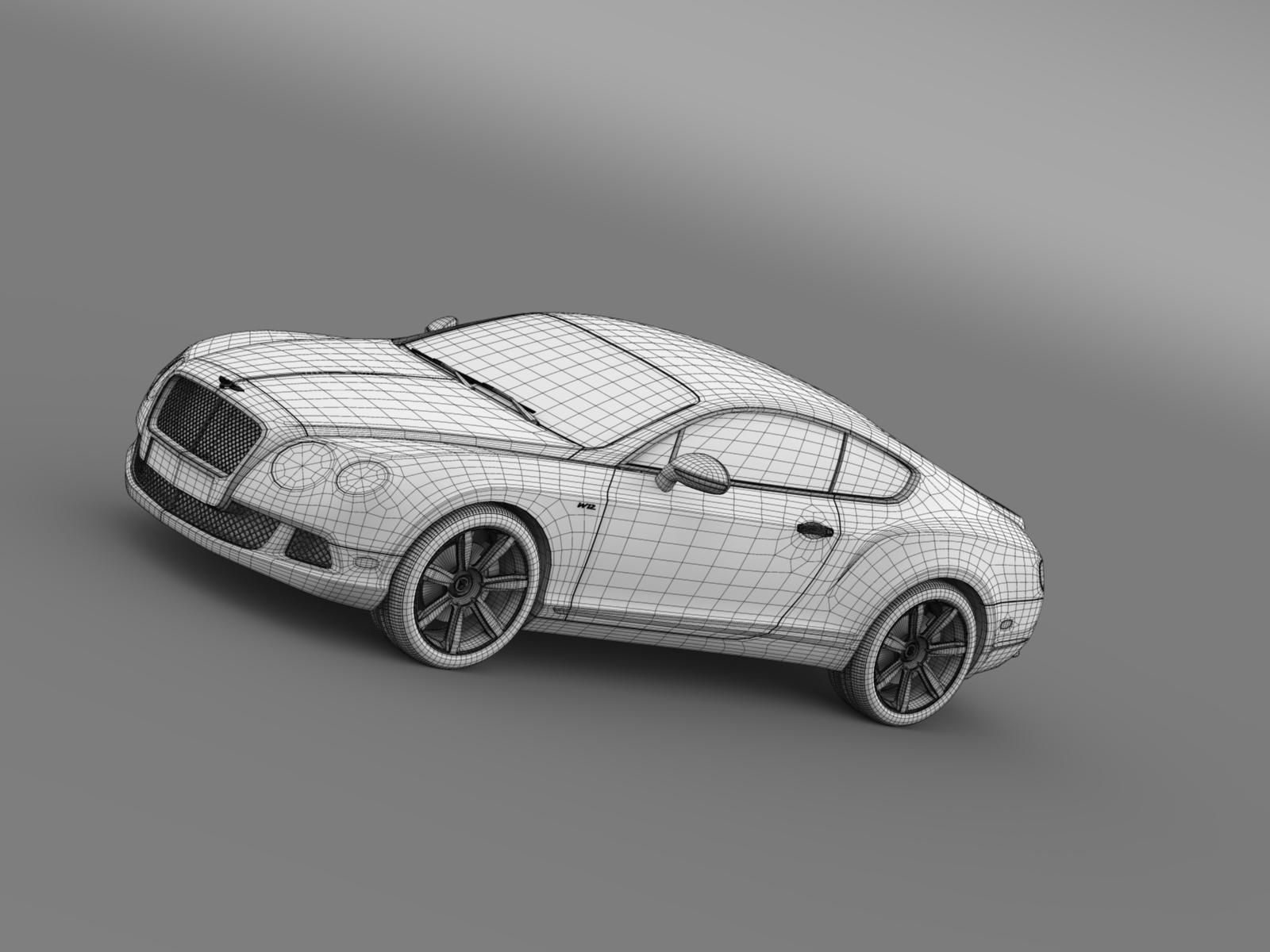 Bentley continental gt speed le mans edition 2013 3d model max obj bentley continental gt speed le mans edition 2013 3d model max obj 3ds fbx c4d lwo vanachro Image collections