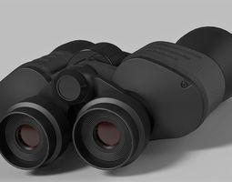 Binoculars 3D asset