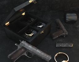 MVMT Colt-M1911 3D model