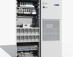 Telecom Power System 03 3D model