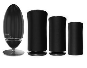 3D model Samsung Radiant360 R1 And R3 And R5 And R7