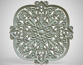 Engraving no4 3D model