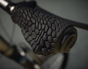 3D printable model Bicycle Scuama Grip handlebar