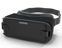 vr 3D Samsung Gear VR 2017