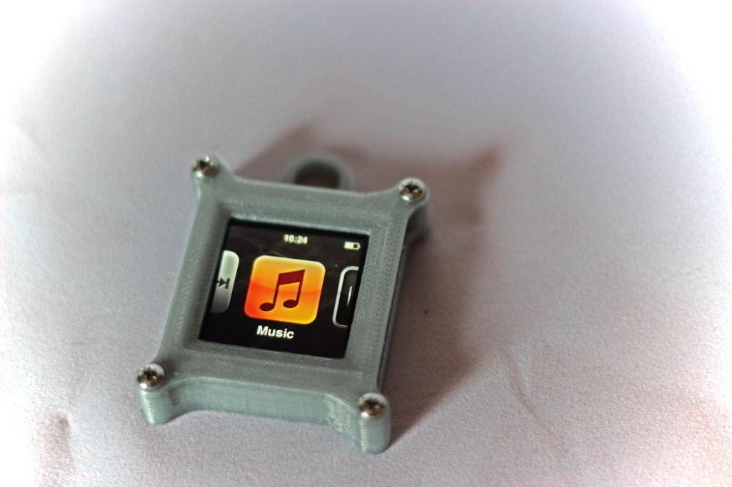iPod Nano 6th Pocket Watch Case