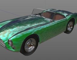 AC Ace 1957 3D model