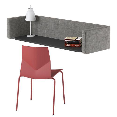 fourus wall pod chair 3d model max obj fbx mtl mat 1