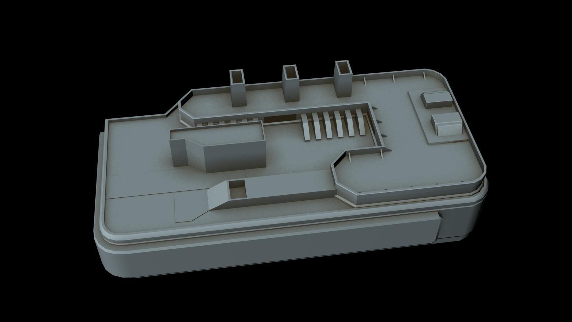 Starship part 31