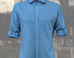 Man shirt 2 3D model