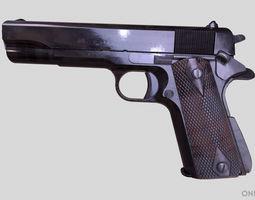 3D asset Colt1991
