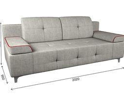 3D Sofa NEGA
