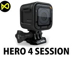 GoPro Hero 4 Session 3D model