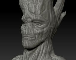 3d printable model groot resculpt hd 52mb