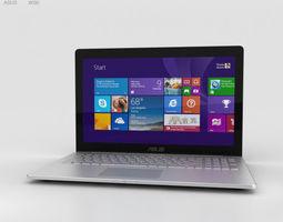 3D model Asus ZenBook Pro UX501