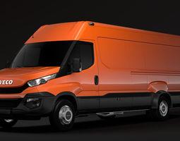 Iveco Daily Van 2014-2016 L5H2 3D model