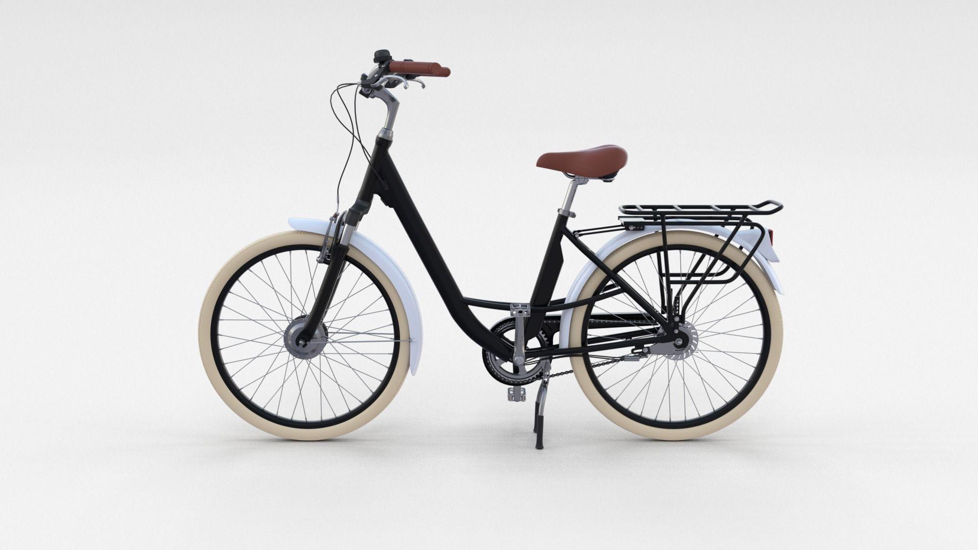 City Bicycle Black