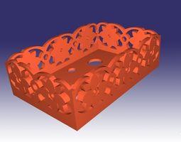 3D print model Soap Flower Dish