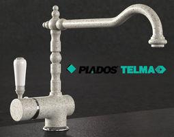 mis32 by Plados Telma - mixer - faucet - 3D