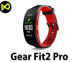 3D model Samsung Gear Fit2 Pro