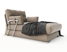 3D model chaise Dudinka