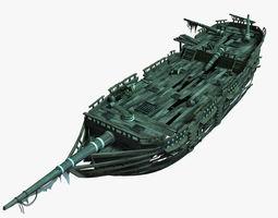 shipwreck 02 3d